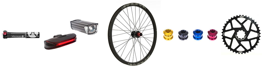 Raleigh parts and accessories