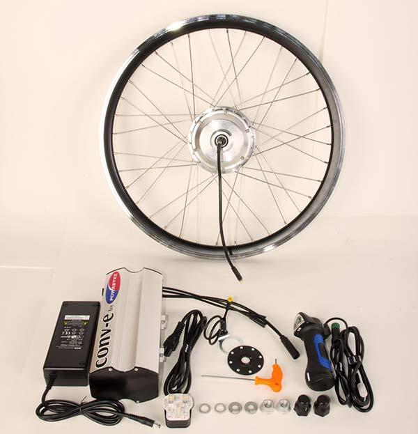 Electro Bike Conversion